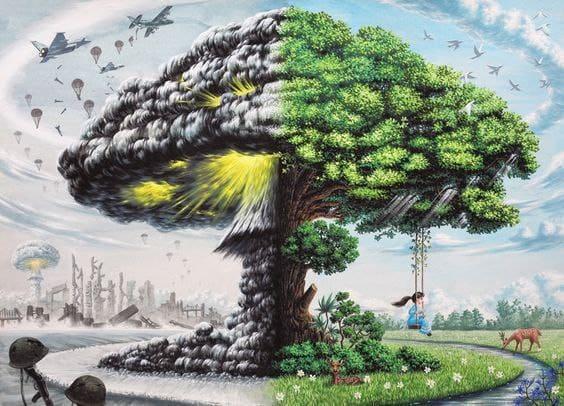 Техносфера против экосистемы