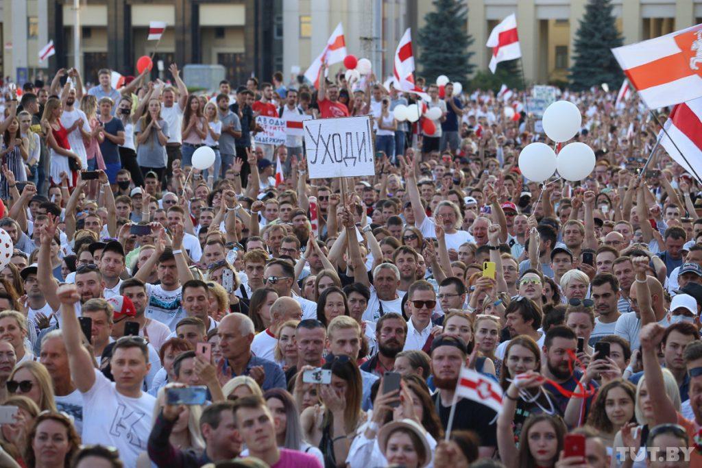Протесты-в-Белоруссии