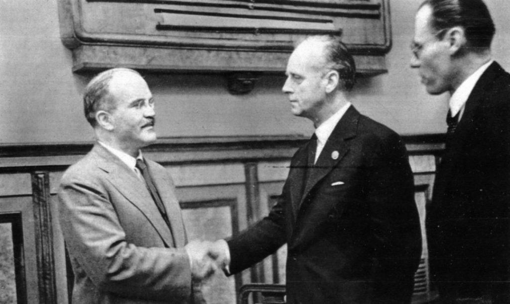 пакт Молотова-Риббентропа Сделка века