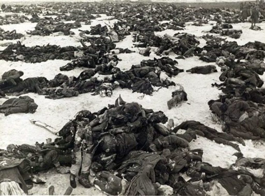 погибшие в великой отечественной войне