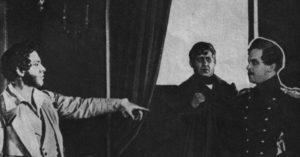 Поэт Пушкин и Царь Николай I